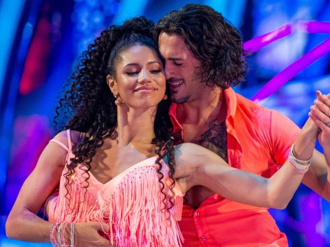 Vick Hope admits Strictly Come Dancing tensions came from celebs being 'stressed out' over their performances