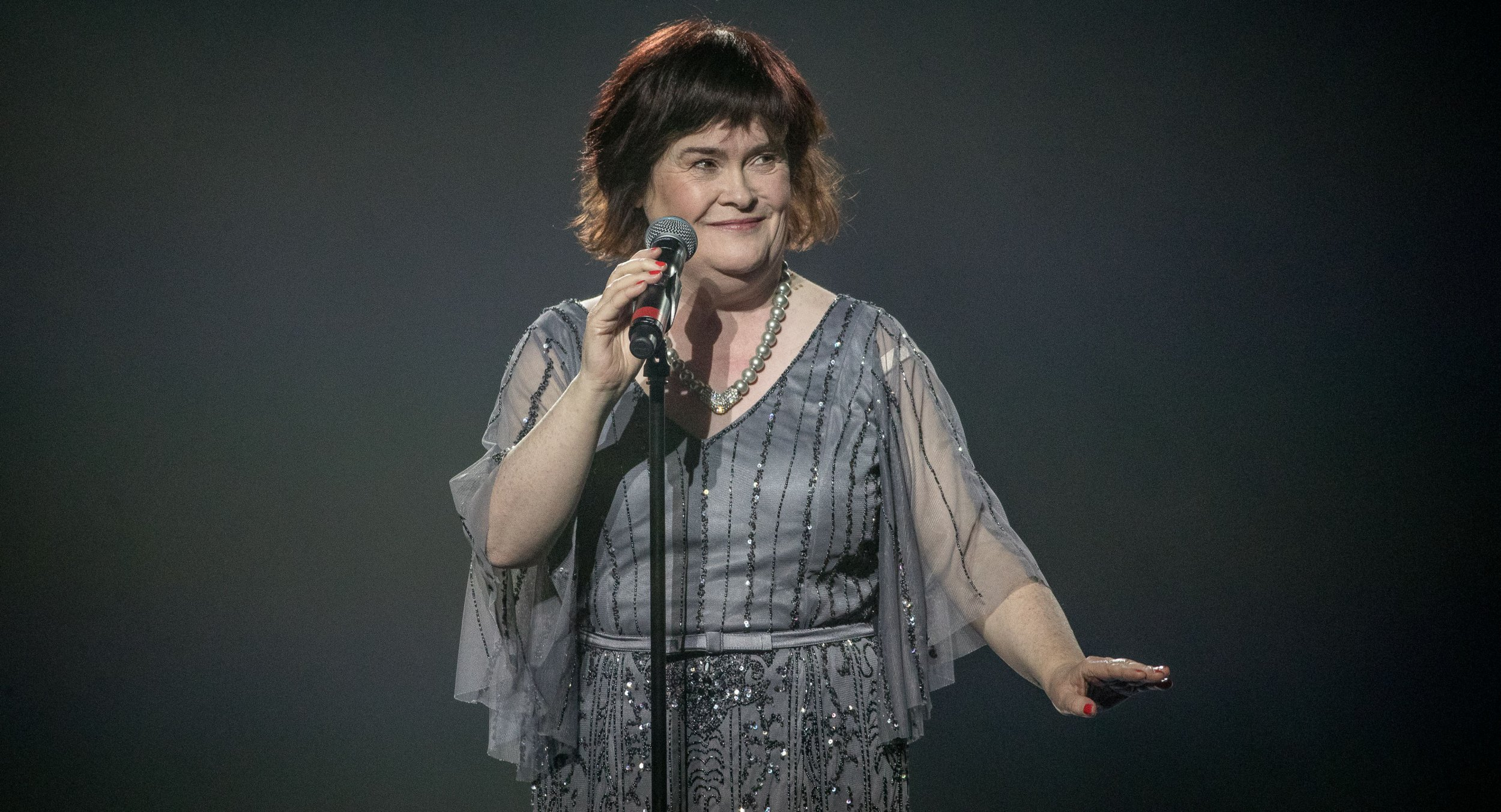 Susan Boyle praises 'wonder woman' mum as she honours her memory on Mother's Day