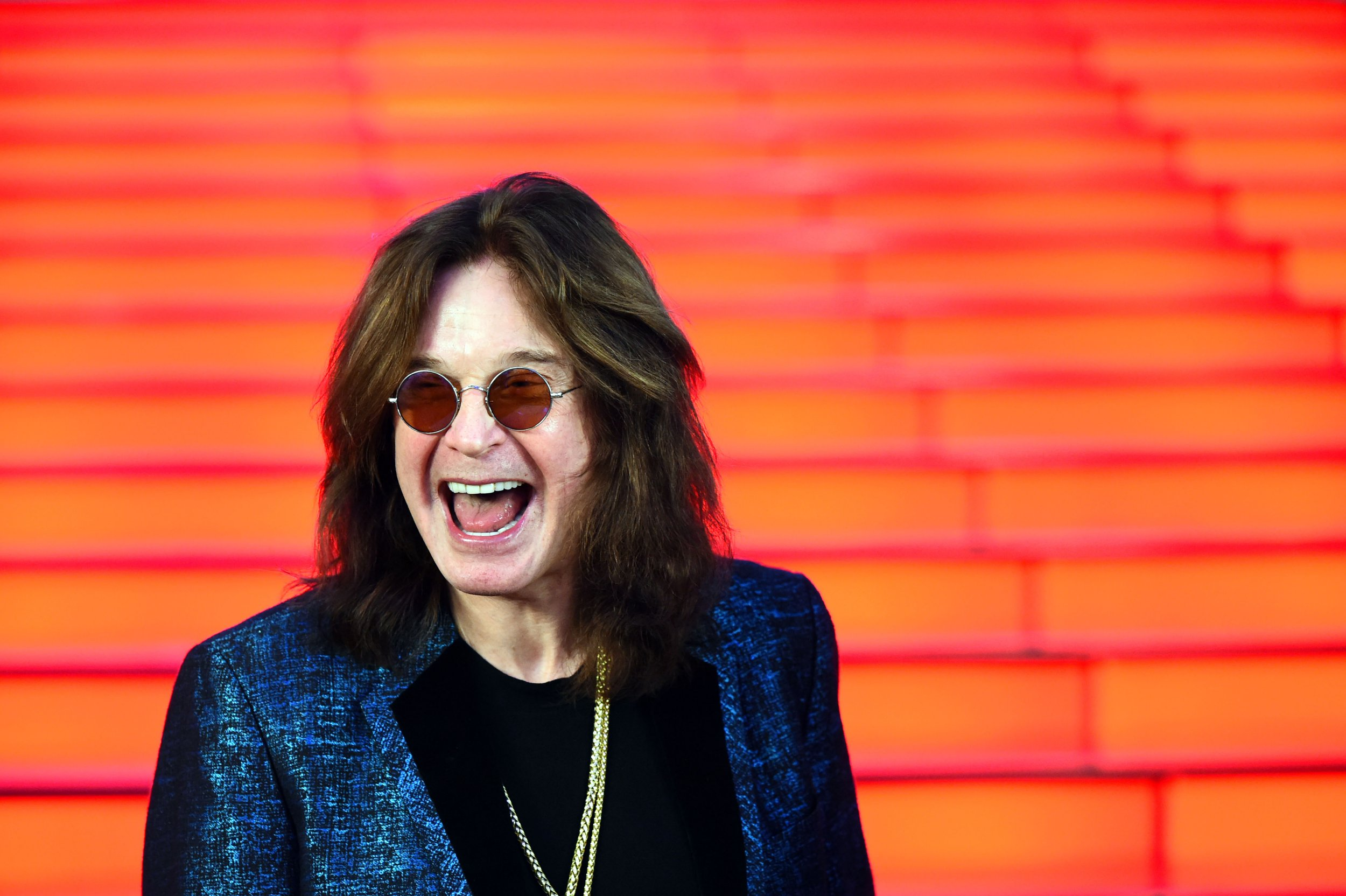 Ozzy Osbourne doing 'much better' after being rushed to hospital again with flu
