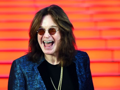 When are Ozzy Osbourne's rescheduled tour dates and are tickets still valid?