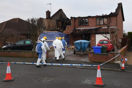 Pictured First Victim Of Lincoln House Fire That Left Three