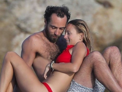Who is James Middleton's new girlfriend Alizee Thevenet?
