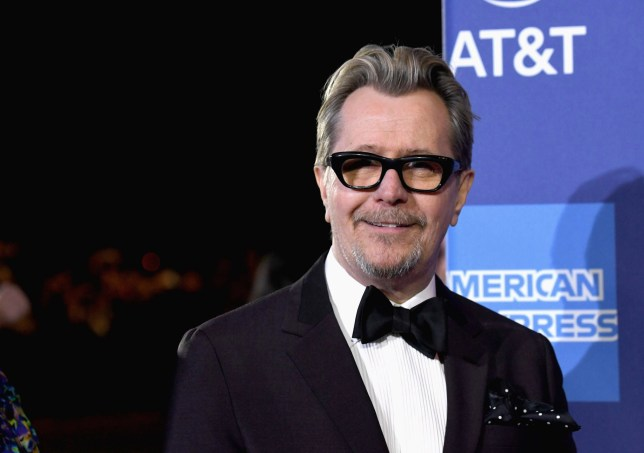 PALM SPRINGS, CA - JANUARY 03: Gary Oldman attends the 30th Annual Palm Springs International Film Festival Film Awards Gala at Palm Springs Convention Center on January 3, 2019 in Palm Springs, California. (Photo by Frazer Harrison/Getty Images for Palm Springs International Film Festival)
