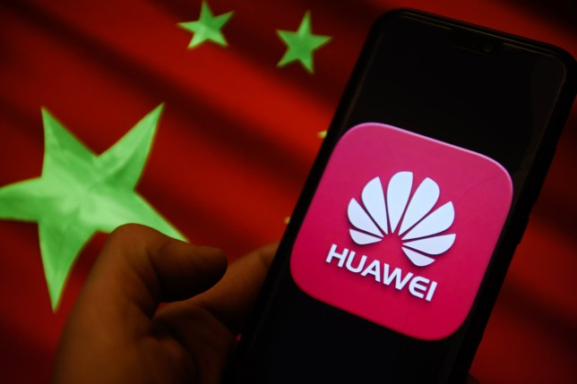 Huawei has long denied it is a tool for the Chinese government (Photo by Omar Marques/SOPA Images/LightRocket via Getty Images)