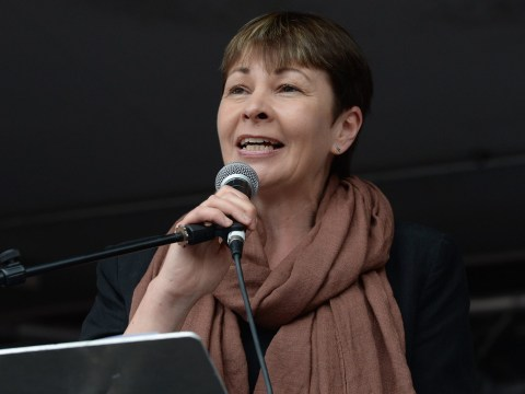 Caroline Lucas calls for meat tax to avoid 'worst effects of climate change'