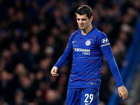 Chelsea face making £20m loss on Alvaro Morata as Sevilla plot loan move