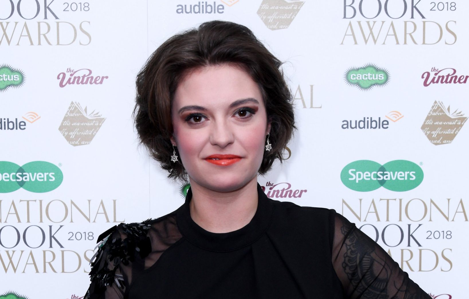 Mandatory Credit: Photo by David Fisher/REX/Shutterstock (9988320y) Jack Monroe The National Book Awards, London, UK - 20 Nov 2018