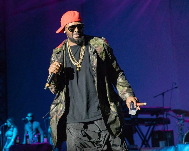 R  Kelly finishes new studio album and seeks new distributor | Metro