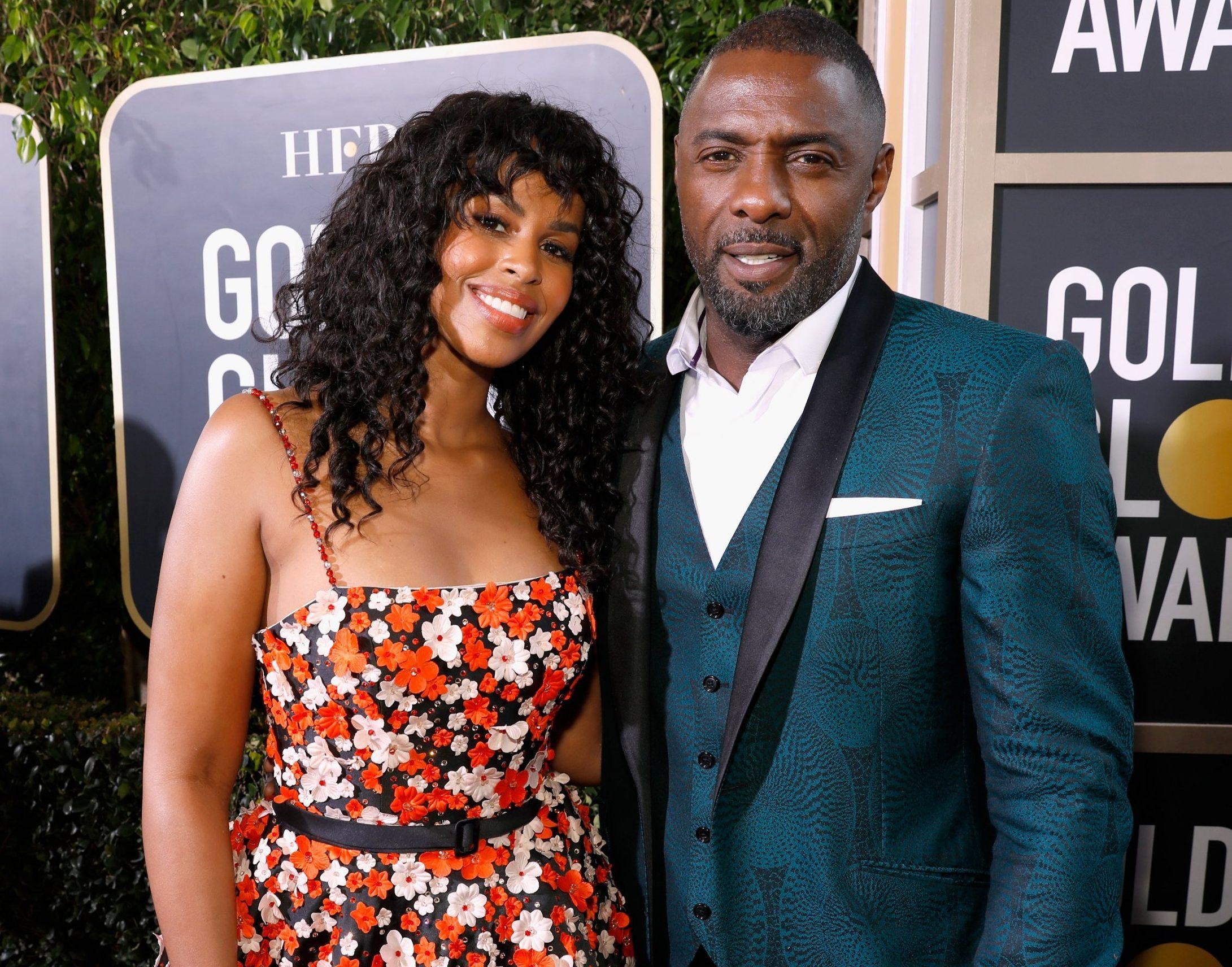 Idris Elba's fiancée Sabrina Dhowre gives glimpse at lavish hen party ahead of wedding