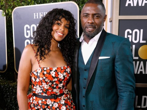 Idris Elba's fiancée Sabrina Dhowre gives glimpse at lavish hen party ahead of wedding