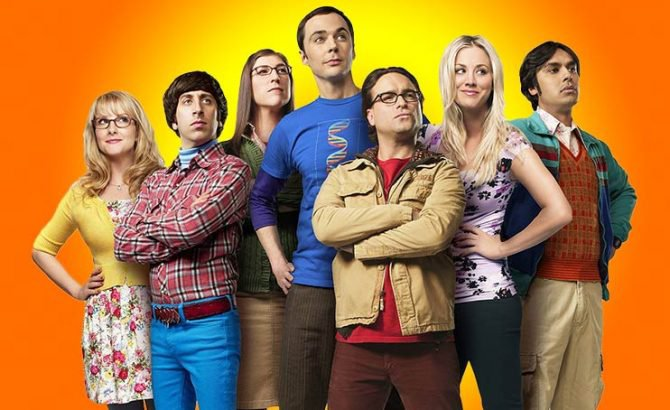 Who sings The Big Bang Theory theme song and what are the lyrics?