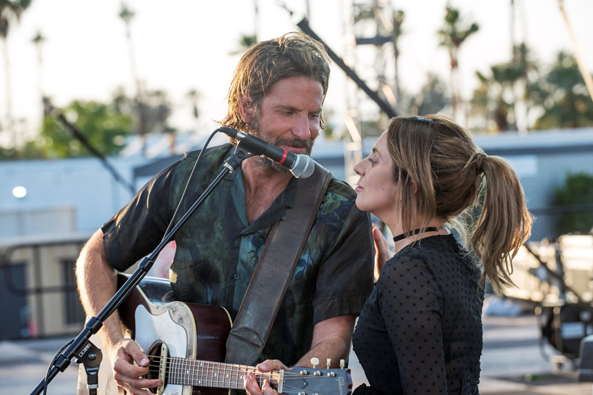 Did Bradley Cooper really sing in A Star is Born?