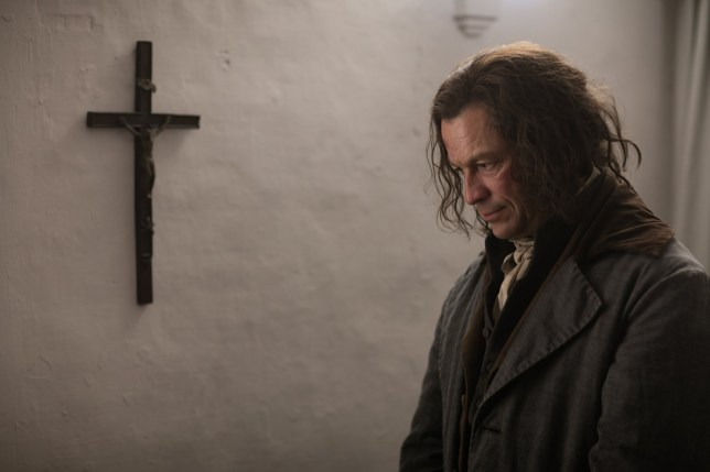WARNING: Embargoed for publication until 00:00:01 on 08/01/2019 - Programme Name: Les Miserables - TX: n/a - Episode: Les Miserables episode 3 (No. 3) - Picture Shows: Jean Valjean (DOMINIC WEST) - (C) BBC - Photographer: Laurence Cendrowicz