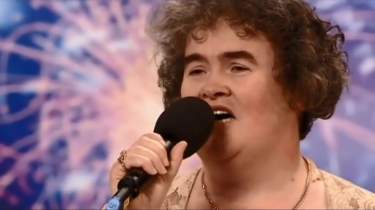 From BGT to AGT - why we?re still rooting for Susan Boyle picture: BGT METROGRAB