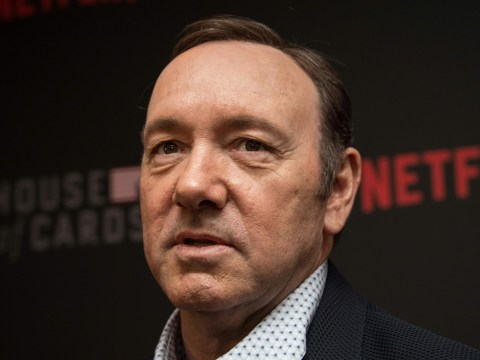Kevin Spacey sexual assault accuser text girlfriend to allege actor 'grabbed my d**k 8 times'