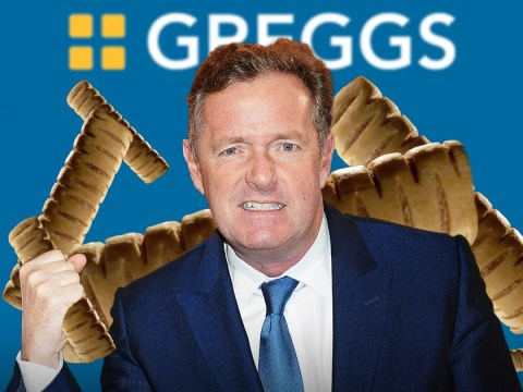 Piers Morgan rages as Greggs goes vegan for Christmas, takes credit for sausage roll success