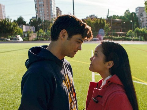 Lana Condor fears fan backlash from new love triangle in To All The Boys I've Loved Before sequel