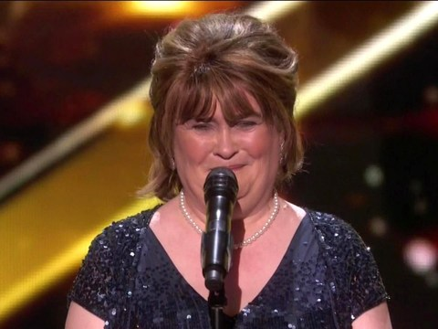 Susan Boyle teases something 'exciting' ahead of AGT final and everyone goes wild