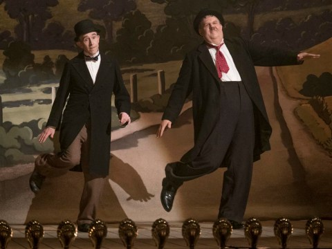 Stan and Ollie review: Sweet Laurel and Hardy biopic is fitting tale of their goodbye