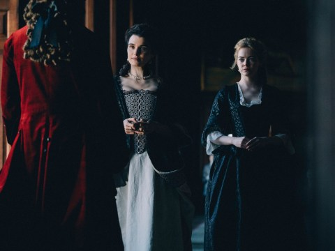 Where was Olivia Colman's The Favourite movie filmed?