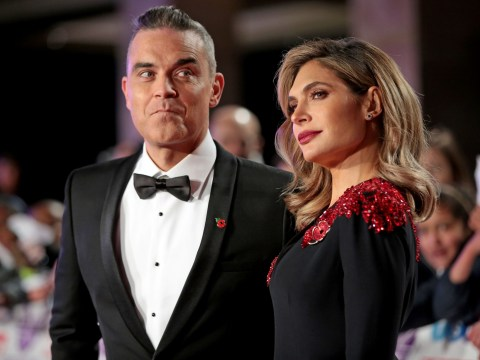 Robbie Williams and Ayda Field 'heartbroken over turtle's death' as other pet battles depression