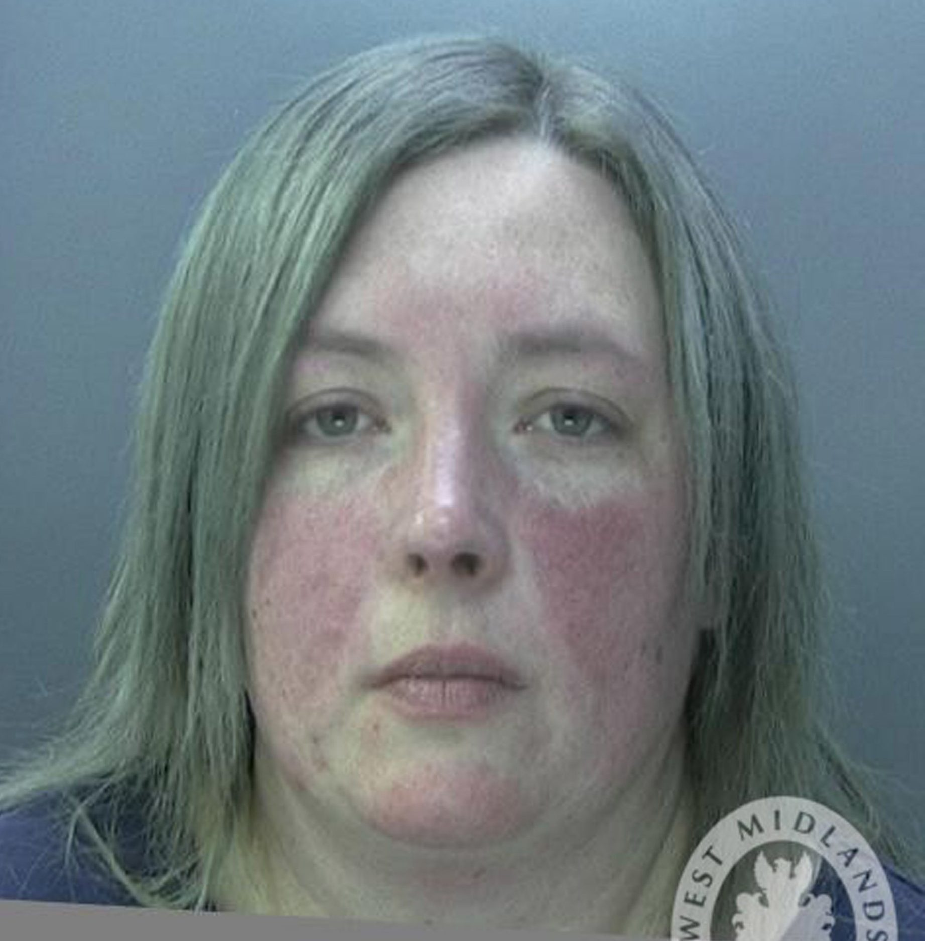 Undated handout photo issued by West Midlands Police of Gemma Farr, a prison officer who fell in love with a convicted killer, who has been jailed for smuggling steroids and phones into prison in her underwear. PRESS ASSOCIATION Photo. Issue date: Wednesday January 9, 2019. Ms Farr was found to have abused her position at HMP Dovegate in Staffordshire after bosses alerted police about her conduct in September 2017, amid rumours she had a romance with the prisoner who is serving a life sentence.See PA story COURTS Farr. Photo credit should read: West Midlands Police/PA Wire NOTE TO EDITORS: This handout photo may only be used in for editorial reporting purposes for the contemporaneous illustration of events, things or the people in the image or facts mentioned in the caption. Reuse of the picture may require further permission from the copyright holder.