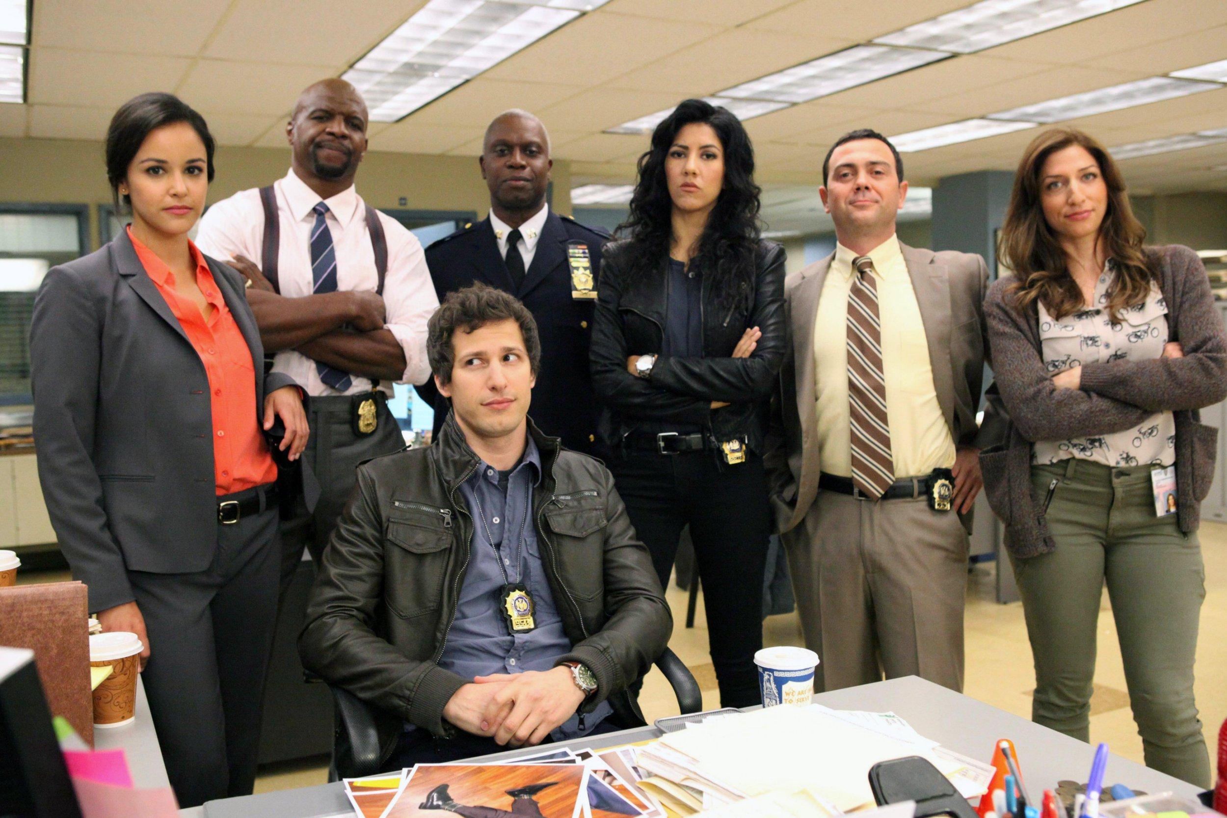 Andy Samberg admits 'there's question mark' surrounding Brooklyn Nine-Nine season 7