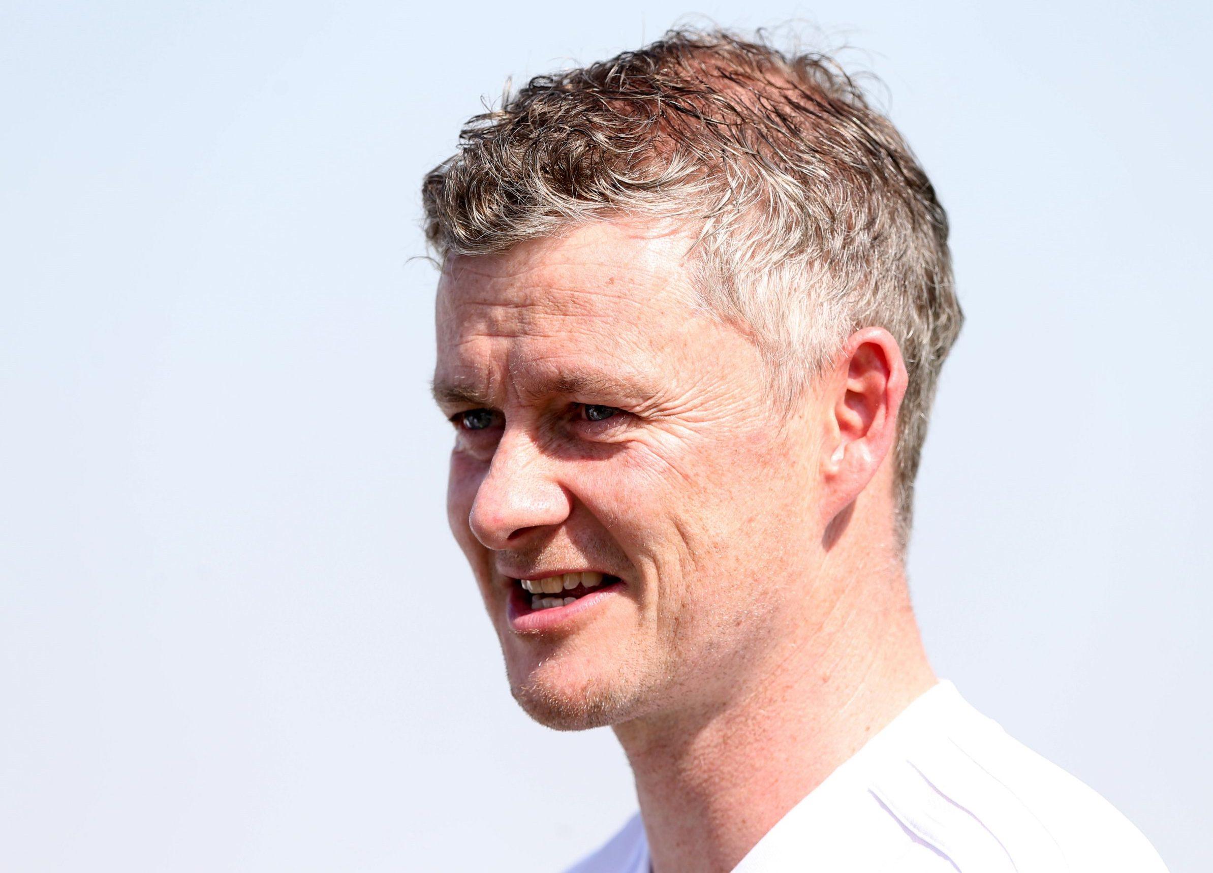 Ole Gunnar Solskjaer tells Marcus Rashford he is first-choice Manchester United striker ahead of Romelu Lukaku