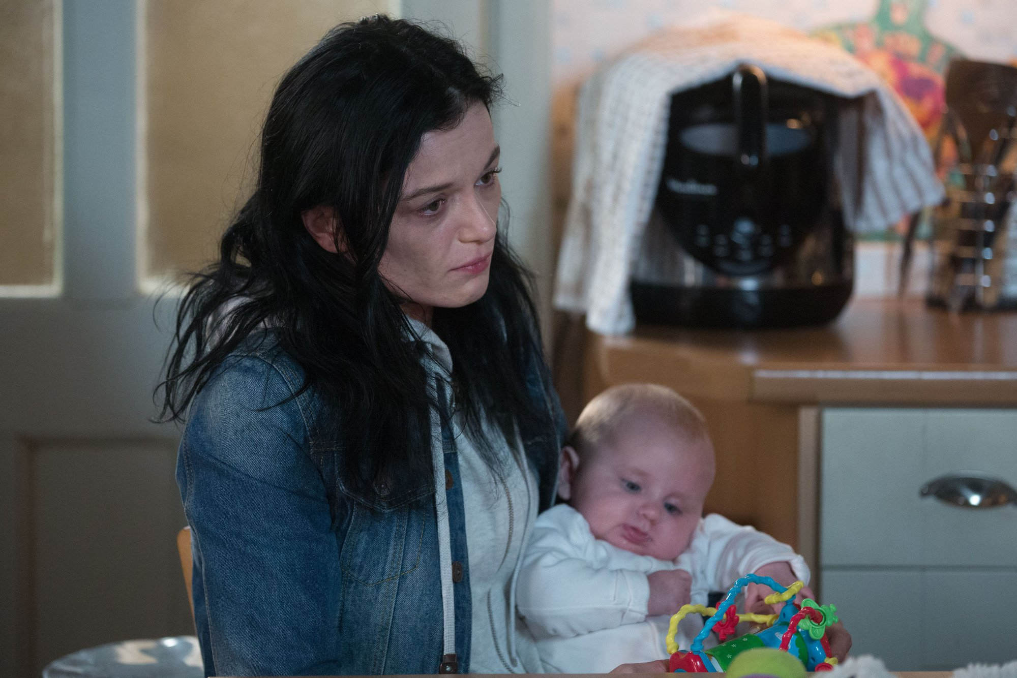 EastEnders spoilers: Hayley Slater makes a huge decision about her future