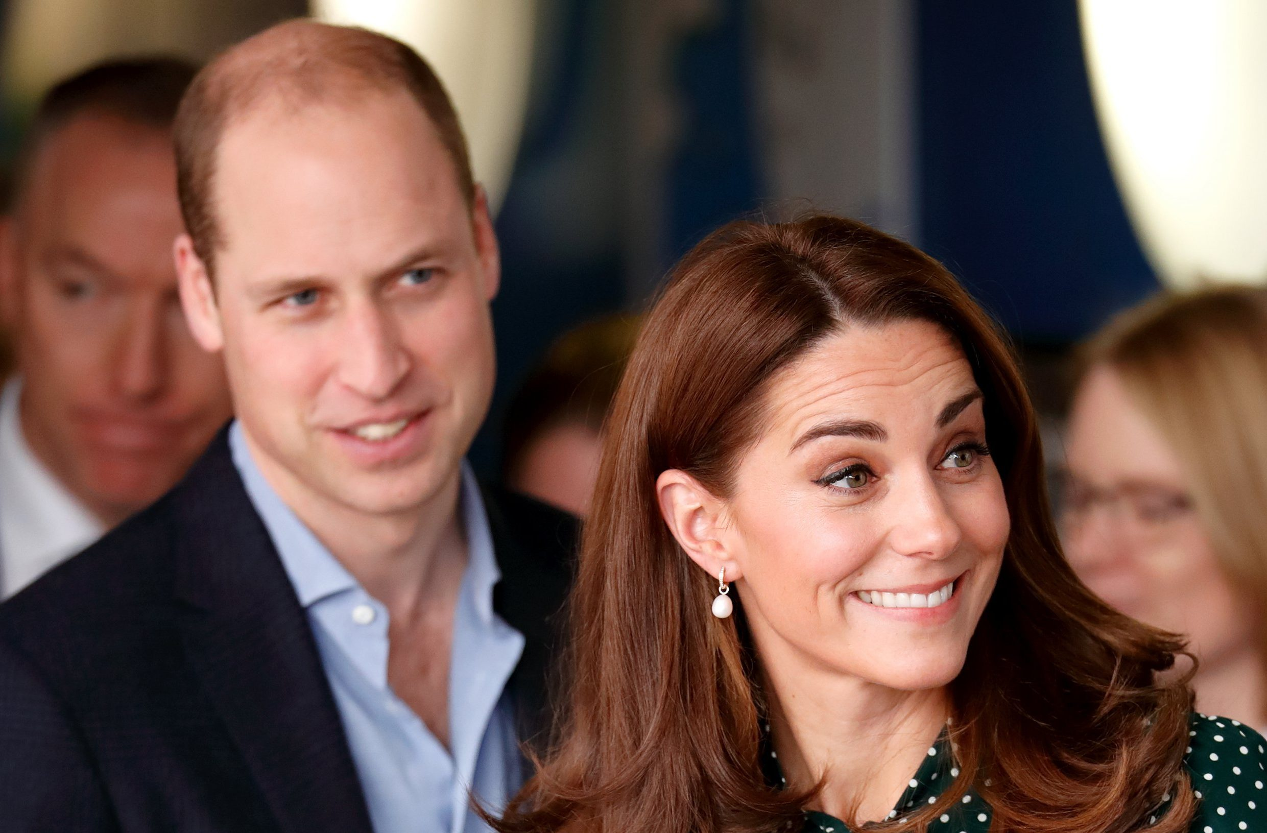William not in the dog house after 'remembering' Kate's 37th birthday