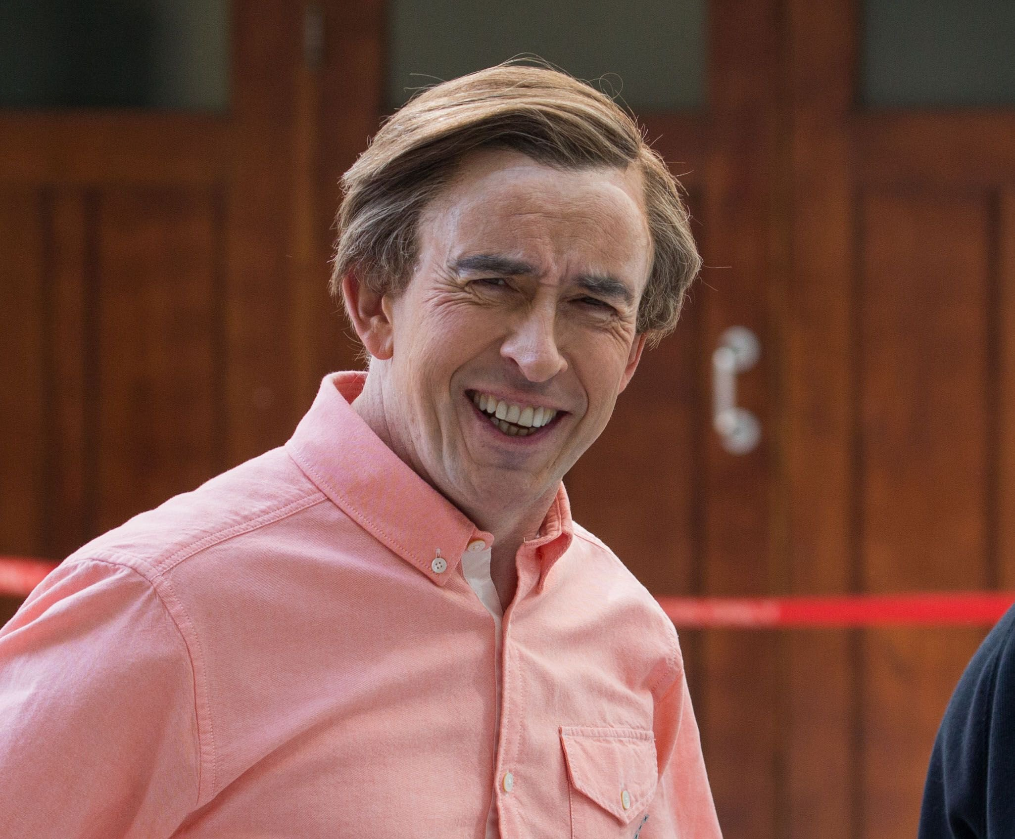 Alan Partridge who is returning to TV in This Time With Alan Partridg