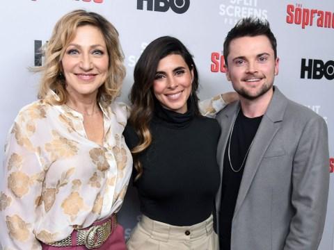 The Sopranos cast reunite for show's 20th anniversary alongside James Gandolfini's son