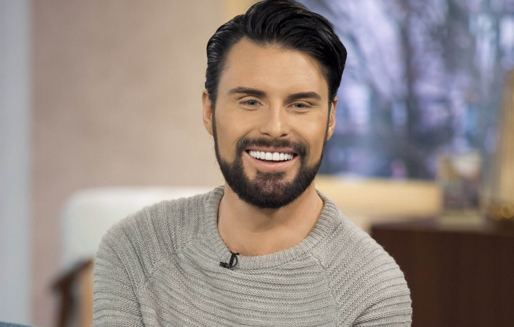 Rylan Clark-Neal gets his very own Barbie – but where are his teeth?