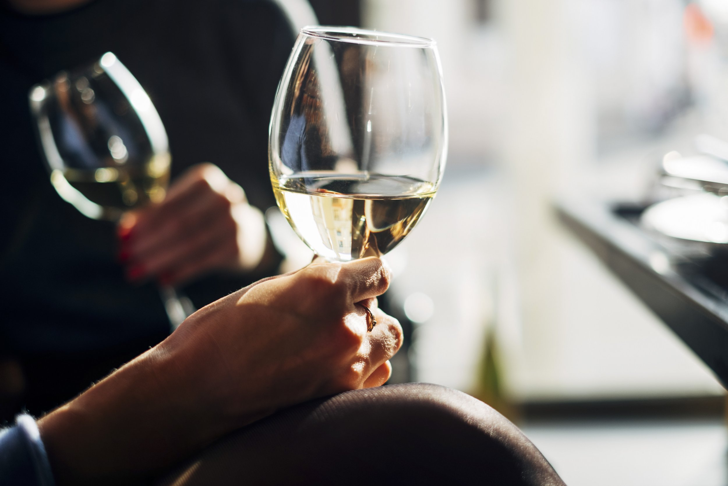 Shocking scans reveal damage two glasses of wine can have on your heart