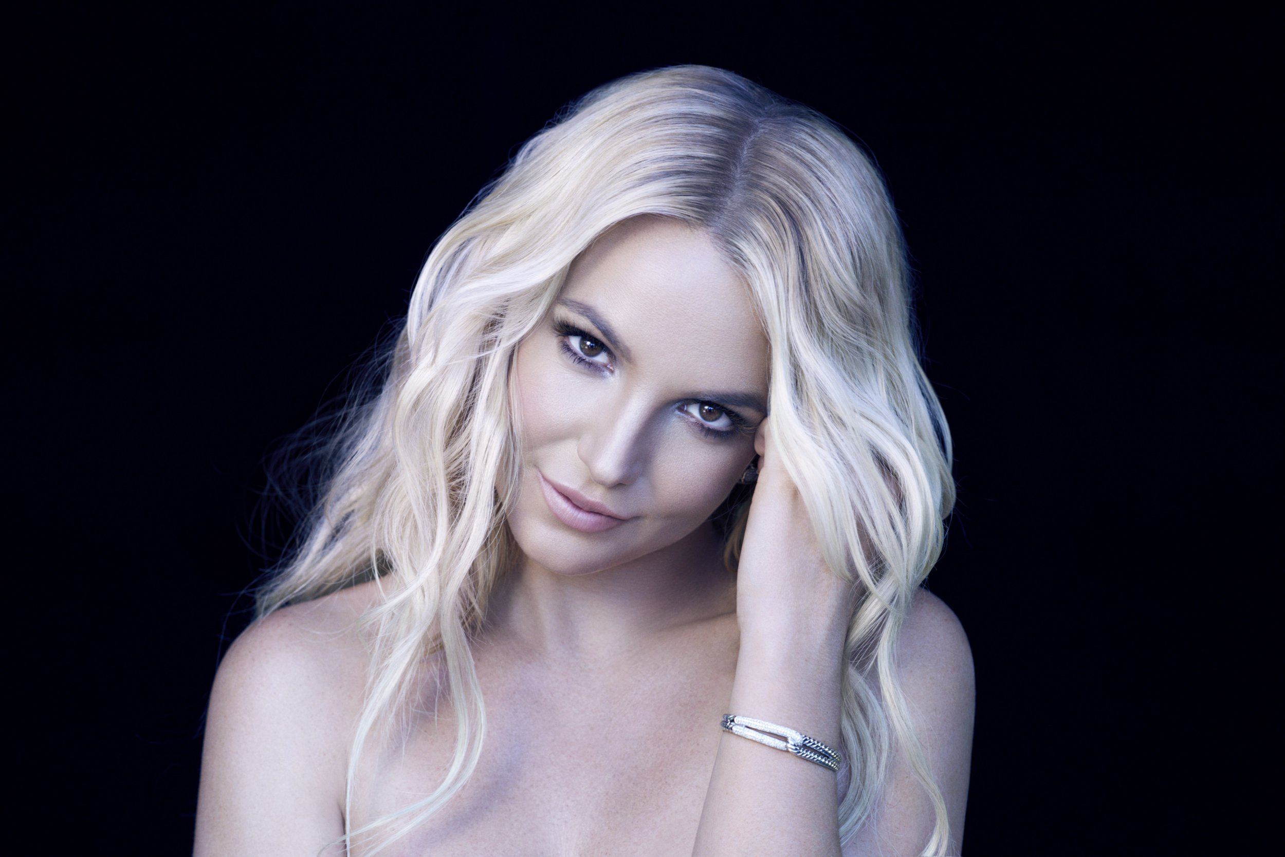 """UNSPECIFIED LOCATION - UNSPECIFIED DATE: In this handout photo provided by NBCUniversal, Britney Spears is pictured. Spears is the subject of the documentary """"I Am Britney Jean"""" which details her personal and professional life. (Photo by Michelangelo Di Battista/Sony/RCA via Getty Images)"""
