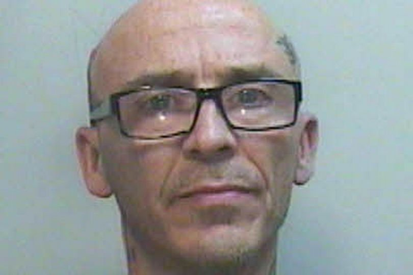 """NORTH WEST NEWS SERVICE LTD (MANCHESTER) - 07980 006606 UNIVERSAL DISCREDIT: By Chris Riches With pix A SERIAL burglar told a judge he can't go straight ... by blaming the perils of the Government's controversial Universal Credit. Peter Everall, 43, has a staggering 138 previous convictions for 278 offences of breaking into homes or businesses, dating back to 1985. Last Friday, Burnley Crown Court heard in his latest offences he ransacked two vending machines at a factory, then raided a primary school. But pleading to avoid jail he blamed his latest offences on a desperate need for cash - when his Universal Credit was stopped. Now a judge has described himself as """"mad"""" but agreed to defer Everall's sentence - after hearing the lack of benefits left him returning """"to the only thing he knew"""". Gambling addict Everall also insisted he had been trying to reform and has now secured employment with local refrigeration transport firm 'Solomon Commercial'. In a letter read out to the court, one of his managers at Solomon, said the feedback regarding Everall had been """"brilliant"""". Colleagues say he was eager to learn the job and was """"very polite"""". Judge Philip Parry said: """"I'm going to defer sentence. """"I don't know whether I'm mad or whether I'm being fair and it's the right thing to to."""" The judge deferred sentence until March 18th, and told Everall he would reconsider his position then and must not further offend. Everall was warned he was potentially facing a two-year prison sentence for the offences he had carried out. Judge Parry added: """"You have got a lot to lose, family-wise, if you blow this."""" Everall had admitted causing damage totalling ?2,500, after sneaking into Whitworth-based Anglo Technology and raiding their vending machines. He also broke into St James CE Primary in Darwen and tried to force his way into All Saints Primary in Clayton-le-Moors, around the same time. Defence counsel Jon Close said when his client was left destitute, with a disabled son in the ho"""