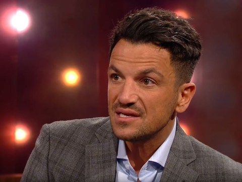 Peter Andre reveals mental health struggles landed him in hospital and it's such a relatable story