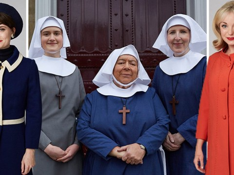 When will series nine of Call The Midwife be on TV and who will be in the cast?