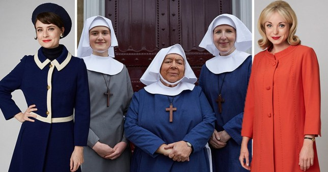 Call The Midwife comp