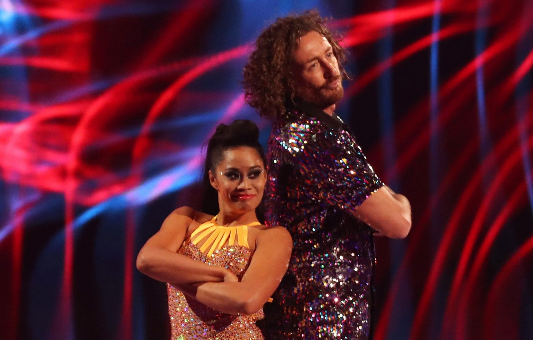 Dancing On Ice's Ryan Sidebottom to miss next live show after suffering injury