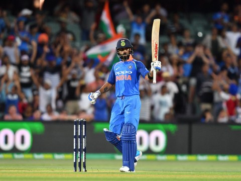 Brilliant Virat Kohli and MS Dhoni help India level series against Australia