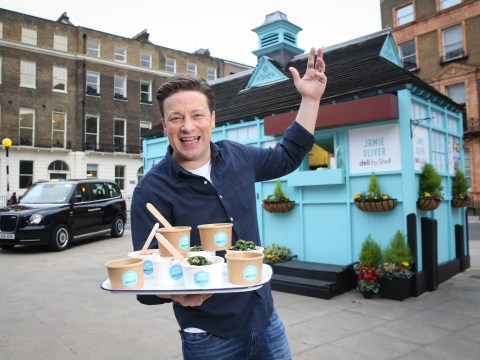 Jamie Oliver defends controversial deal with Shell as he launches new deli range with oil giant