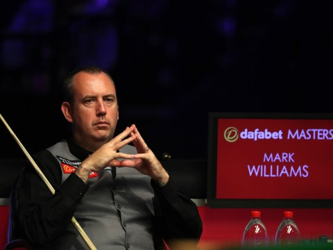 World champion Mark Williams 'hardly touched his cue' before Masters defeat to Neil Robertson