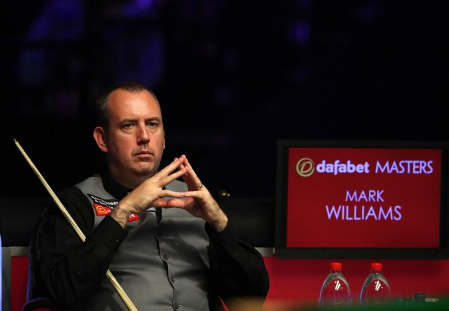 Mark Williams 'hardly touched his cue' before Masters defeat to Neil