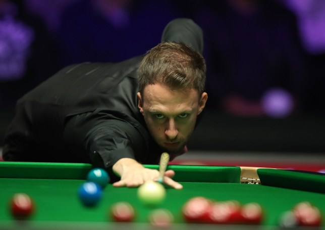 Judd Trump during day four of the 2019 Dafabet Masters at Alexandra Palace, London. PRESS ASSOCIATION Photo. Picture date: Wednesday January 16, 2019. See PA story SNOOKER London. Photo credit should read: Adam Davy/PA Wire