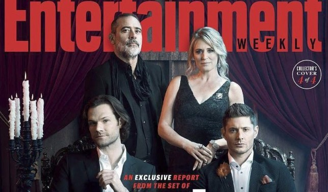 Supernatural celebrates its 300th episode as Jeffrey Dean
