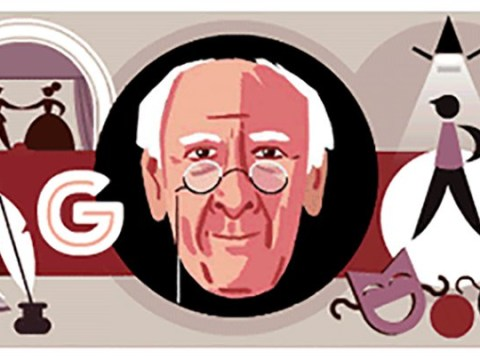 Who is Konstantin Stanislavski and why is he today's Google Doodle?