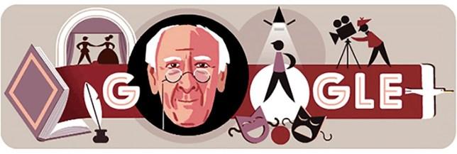 Konstantin Stanislavski Google Doodle