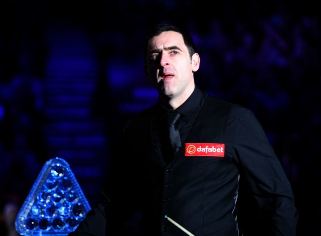 Ronnie O'Sullivan during day five of the 2019 Dafabet Masters at Alexandra Palace, London. PRESS ASSOCIATION Photo. Picture date: Thursday January 17, 2019. See PA story SNOOKER London. Photo credit should read: Adam Davy/PA Wire