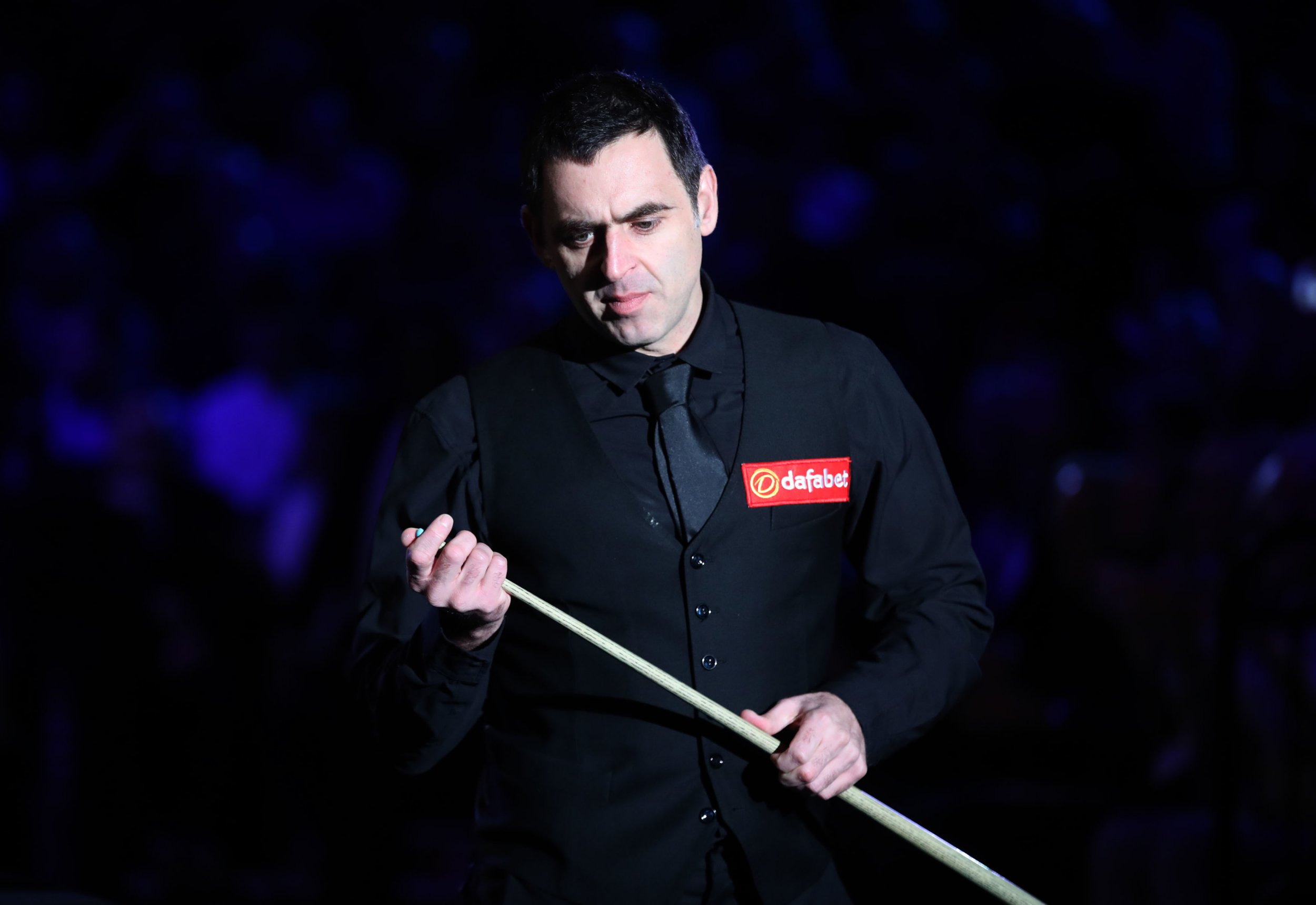 Ronnie O'Sullivan says he 'doesn't enjoy big events' ahead of Masters semi-final with Ding Junhui